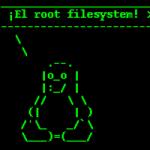 Root Filesystem: El sistema de archivos raíz