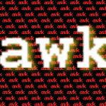 AWK: una introducción a esta excelente herramienta