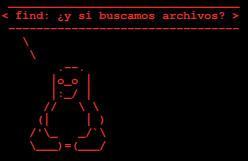 find command linux cli