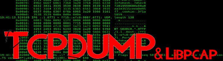 TCPDUMP: Filtros avanzados de tráfico