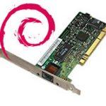 Realtek RTL8168: Instalando el driver en Debian