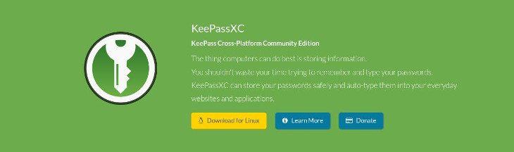 Keepass: Un gestor de contraseñas seguro y confiable