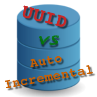UUID vs Autoincremental