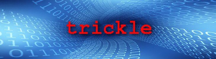 Trickle: gestionando el ancho de banda por aplicación