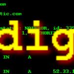 dig: opciones interesantes para consultas DNS
