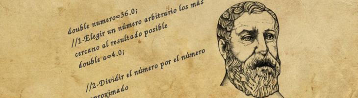 Método de Herón – Algoritmos antiguos