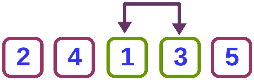 Ordenamiento de burbuja bidireccional
