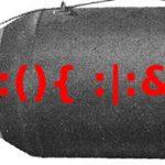 Fork Bomb y el apocalipsis zombie en GNU/Linux