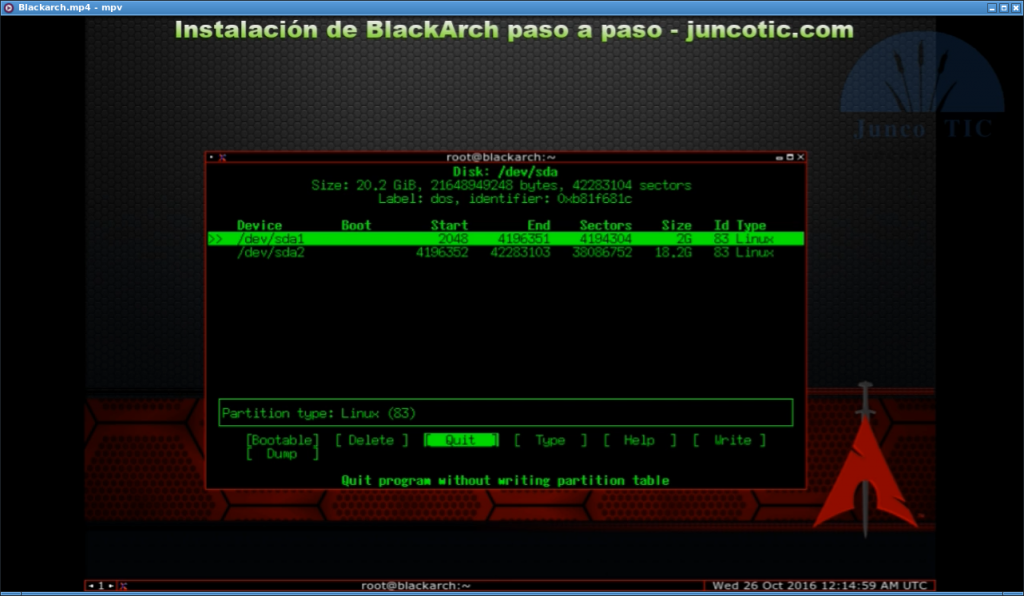 blackarch