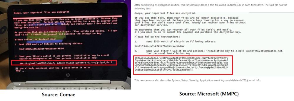petya ransomware wiper petrwrap nopetr nopetya security infosec linux windows Petya/Petrwrap