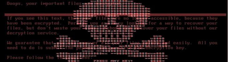 Petya/Petrwrap es un wiper, no un ransomware