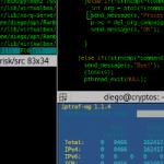 Terminator y algunos tips sobre los layout en terminal