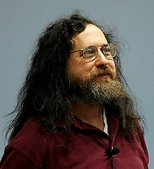 rms, stallman, gnu, fsf, software libre, free software,