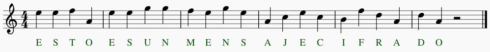 Ejemplo del Método de Maurice Ravel