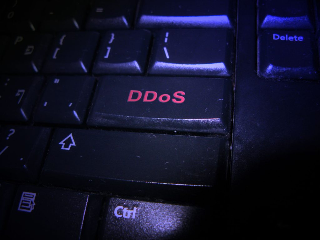 ddos denial-of-service hack hacking security iptables linux