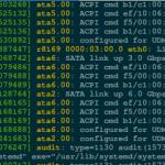 Secuencia de arranque de un núcleo Linux