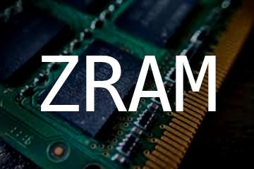 ZRAM: dispositivos virtuales de bloques en RAM